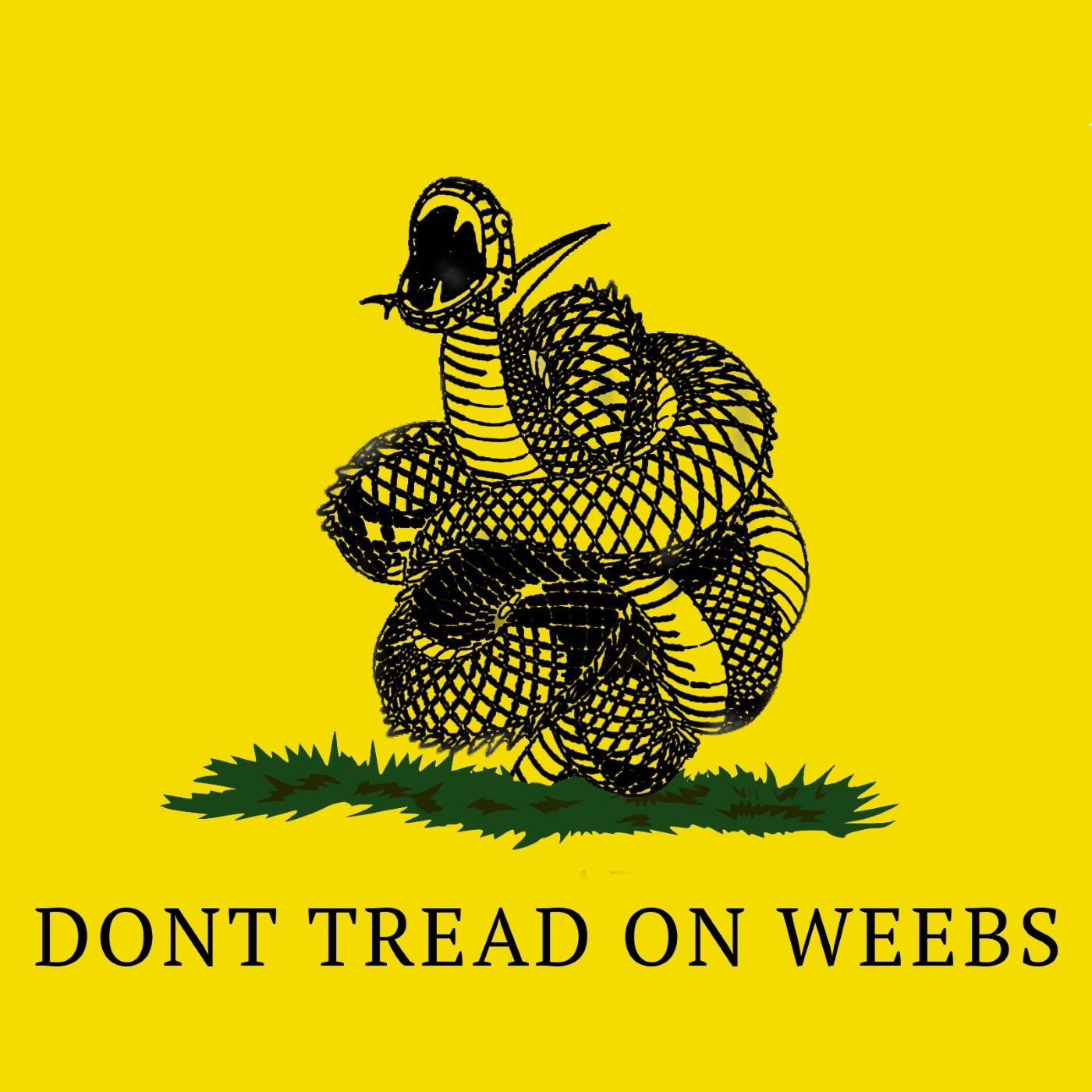 Don't Tread on Weebs